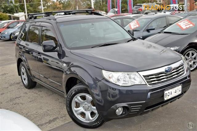2010 subaru forester x s3 wagon for sale in wollongong nsw 2010 subaru forester x s3 wagon. Black Bedroom Furniture Sets. Home Design Ideas