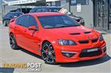 2011 HOLDEN SPECIAL VEHICLES CLUBSPORT R8 E Series 3 SEDAN