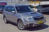 2011 SUBARU FORESTER S-EDITION S3 WAGON
