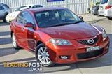 2009 MAZDA 3 MAXX SPORT BK Series 2 SEDAN