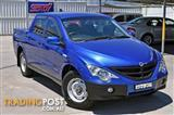 2011 SSANGYONG ACTYON SPORTS SPORTS 100 Series UTILITY
