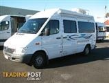 2003  MERCEDES DREAMSEEKER CAMPERVAN 2 BERTH MOTORHOME