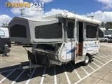 2009  CARAVAN GOLDSTREAM SOVEREIGN  14 CARAVAN