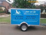 2014 Mobile Dog Grooming Trailer