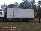 Fridge / Freezer Van (Only)