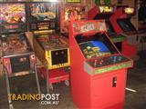 Wanted: WANTED: PINBALL & ARCADE machines WORKING OR NOT - TOP $$$ PAID