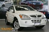 2006 Ssangyong Kyron M200 XDi D100 Wagon