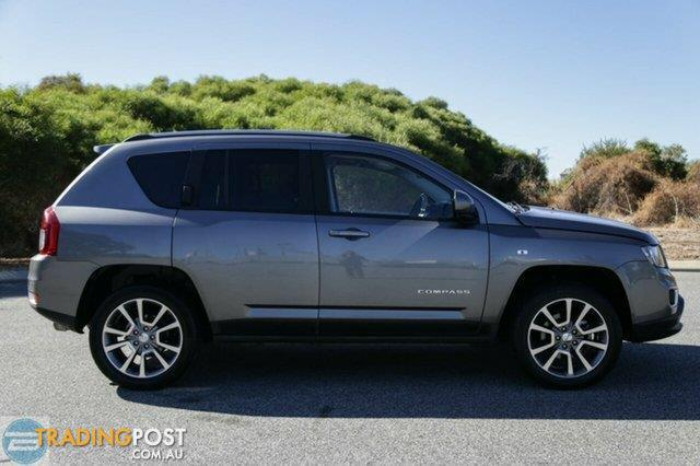 2014 jeep compass limited mk my14 wagon for sale in rockingham wa 2014 jeep compass limited mk. Black Bedroom Furniture Sets. Home Design Ideas