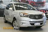 2014 Ssangyong Stavic  A100 MY14 Wagon