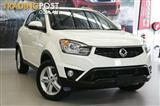 2016 Ssangyong Korando SX 2WD C200 MY15 Wagon