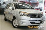 2015 Ssangyong Stavic  A100 MY14 Wagon