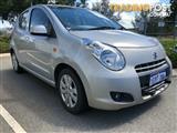 2012 Suzuki Alto GL GF MY12 Hatchback