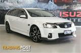 2012 Holden Commodore SV6 (LPG) VE II MY12.5 Sportswagon