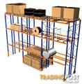 USED and New Pallet Racking Delivered to Newcastle
