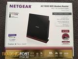 NETGEAR D6400 AC1600 ADSL2+/VDSL Modem Router