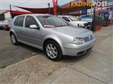 2003 VOLKSWAGEN GOLF SPORT 4th Gen HATCHBACK