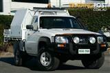 2010 Nissan Patrol DX GU 7 MY10 Wagon