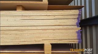 Plywood 9mm NEW