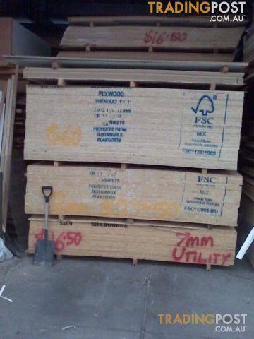 Plywood Exterior C For Sale In Braybrook VIC Plywood Exterior C