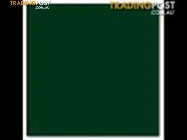 Melamine  Festive Green