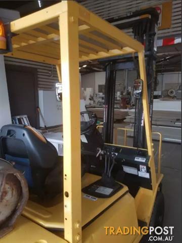 Forklift Hyster H 1.75XBX