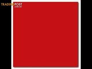Melamine Liberty Red