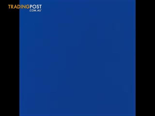 Melamine Amibitious Blue