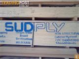 Plywood Raw 12mm