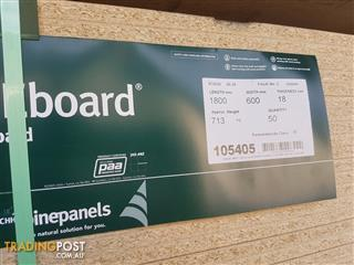 Chipboard 18mm 1800x600mm