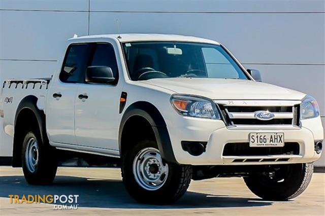 2010 ford ranger xl 4x4 pk dual cab p up for sale in pakenham vic 2010 ford ranger xl 4x4. Black Bedroom Furniture Sets. Home Design Ideas