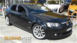 2006 HOLDEN CALAIS V VE 4D SEDAN