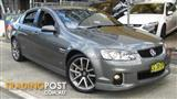 2011 HOLDEN COMMODORE SS-V VE II MY12 4D SEDAN
