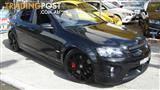 2008 HOLDEN SPECIAL VEHICLE GTS  E SERIES MY08 UPGRADE 4D SEDAN