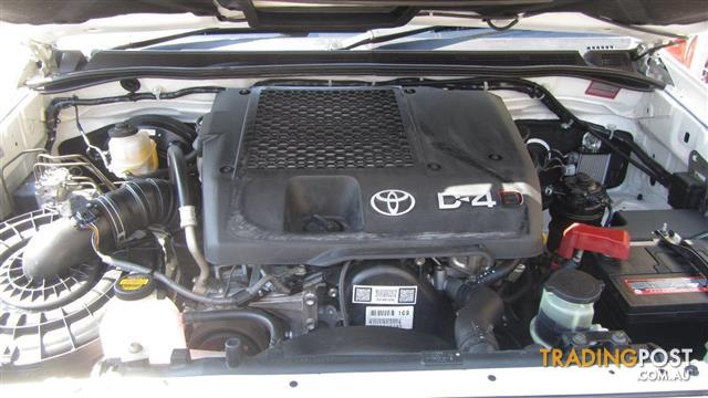 2013 toyota hilux sr5 4x4 kun26r my14 dual cab pup for sale in rh tradingpost com au Toyota Hilux Truck Toyota Hilux Truck