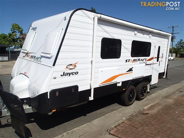 Model 2010 Jayco Starcraft Caravan For Sale In Cairns