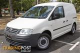 2006 VOLKSWAGEN CADDY 1.6 2K MY07 VAN