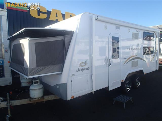 Creative New JAYCO EXPANDA 16493 OB Caravans For Sale