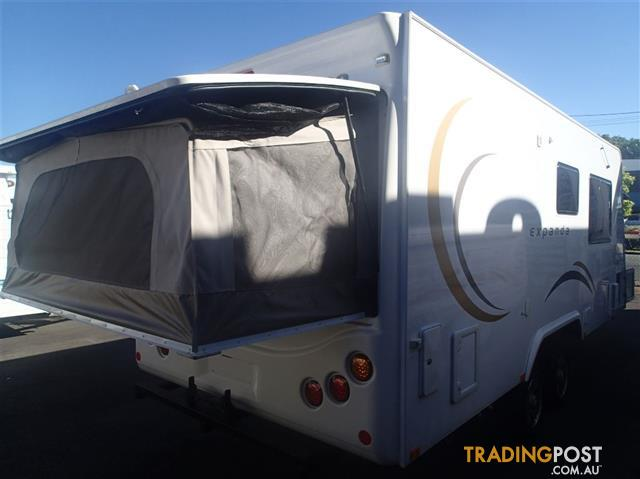 Creative Jayco Expanda Poptop 16494 For Hire
