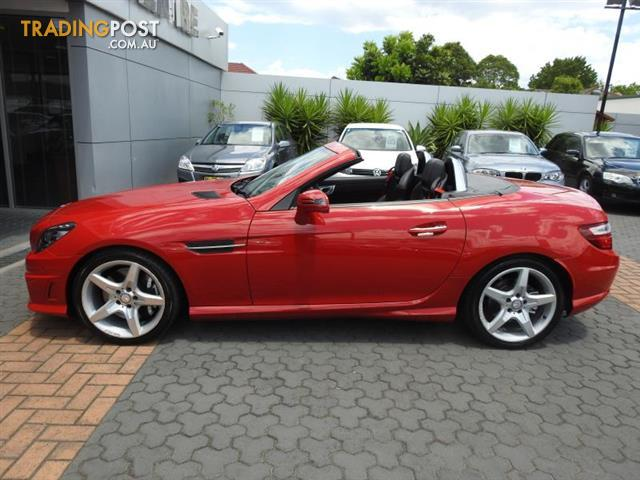 2012 Mercedes Benz Slk 350 Be R172 2d Convertible For Sale