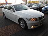 2008  BMW 3 23I E90 4D SEDAN