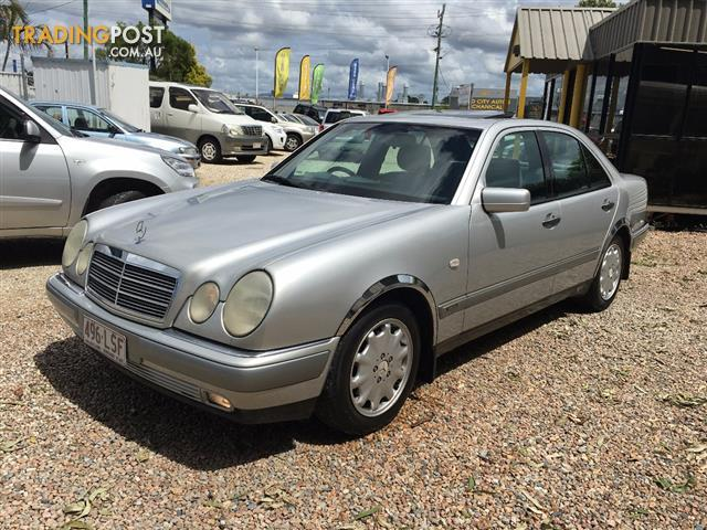 1996 mercedes benz e320 elegance w210 4d sedan for sale in for Mercedes benz sales jobs