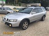 2005 HOLDEN ADVENTRA LX6 VZ 4D WAGON