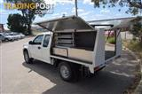 2010 HOLDEN COLORADO LX (4x2) RC MY10 C/CHAS