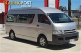 2008 TOYOTA HIACE COMMUTER KDH223R BUS