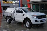 2011 FORD RANGER XL HI-RIDER PX CAB CHASSIS