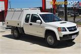 2011 HOLDEN COLORADO LX RC CAB CHASSIS