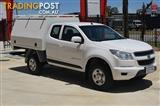2012 HOLDEN COLORADO LX RG CAB CHASSIS