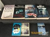Brand new large novels
