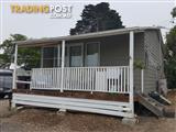 Relocatable 1 Bedroom home / granny flat / student living / Site office 5.9m x 7.5m