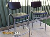Two bar chair